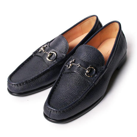 【 別冊2nd 『ローファー好きのための本』掲載 】CS9115E-31 / Navy Shrink Leather | 42ND ROYAL HIGHLAND transfer