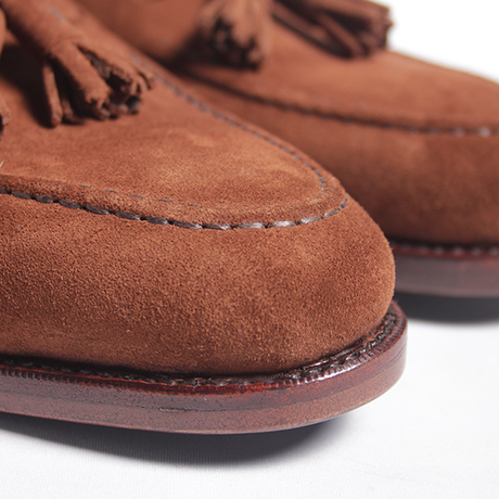 CH7003FS-13 / Tan Suede | 42ND ROYAL HIGHLAND Navy Collection