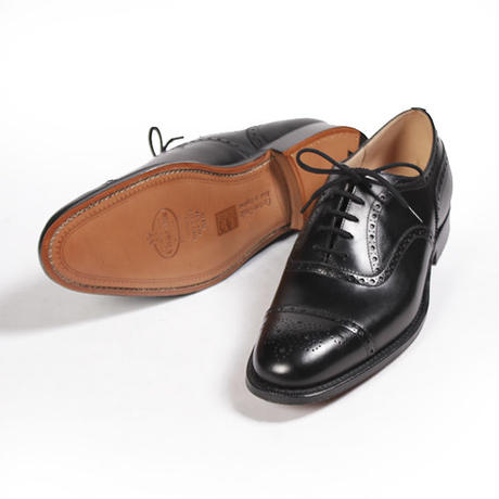7814 DIPLOMAT / Black|Church's made in england