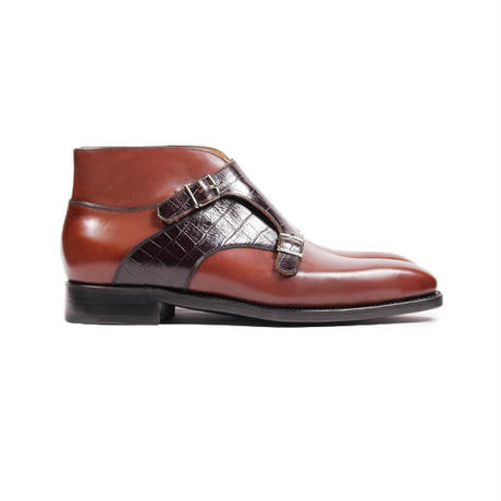 CH6613-CB12 / Brown | 42ND ROYAL HIGHLAND Navy Collection