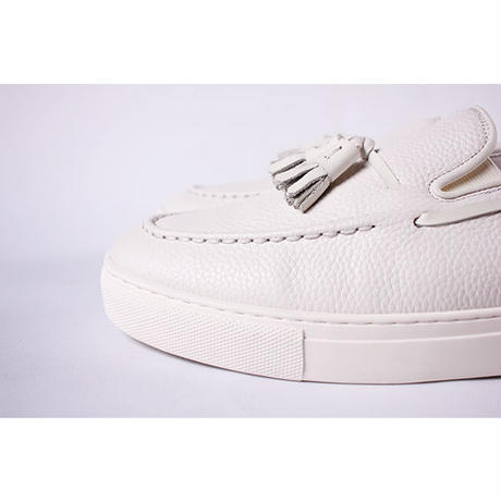 CS0702E-04 / White Shrink Leather | 42ND ROYAL HIGHLAND transfer