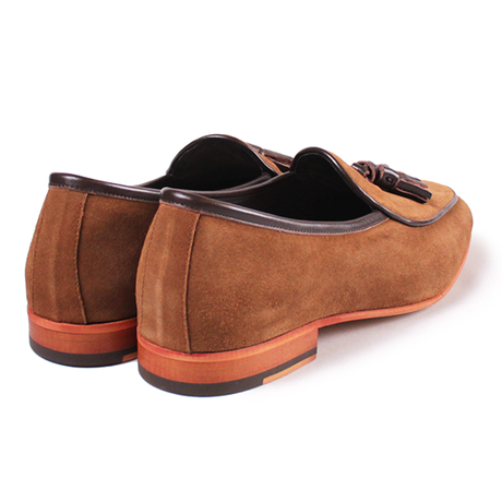 【MEN'S CLUB 7月号掲載】CS9012S-13 / Tan Suede | 42ND ROYAL HIGHLAND transfer