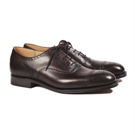 7814 DIPLOMAT / Dark Brown|Church's made in england