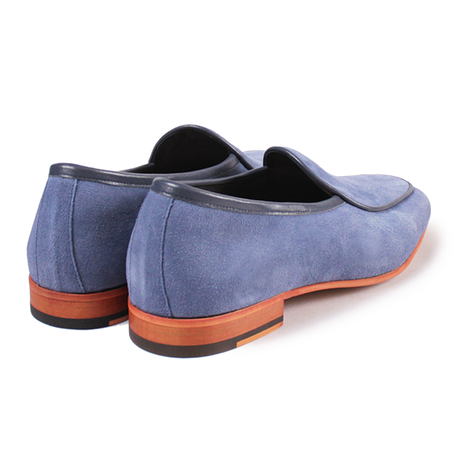 CS9011S-32 / Blue Suede | 42ND ROYAL HIGHLAND transfer