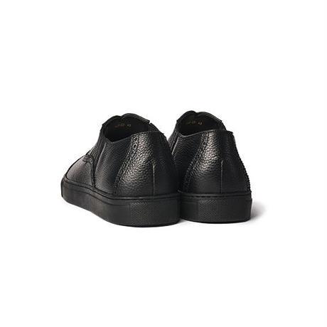 CS0708E-01 / Black Shrink Leather   42ND ROYAL HIGHLAND transfer  【 2nd 10月号掲載 】