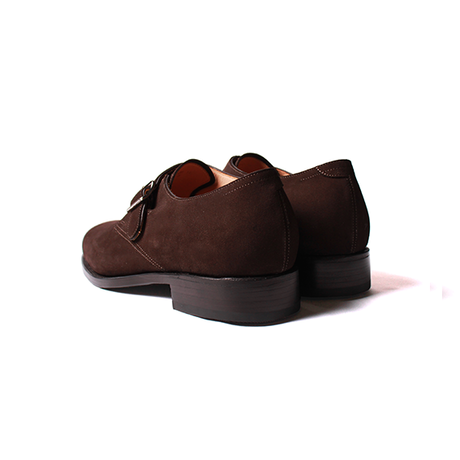 CH9104SH-11 / D.Brown Suede   42ND ROYAL HIGHLAND Navy Collection