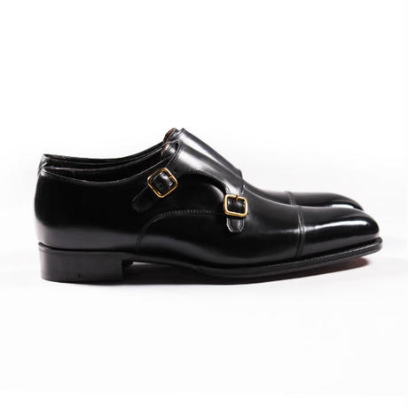 "【Qualitas vol.6掲載】W2101-01 ""Sywel"" / Black 