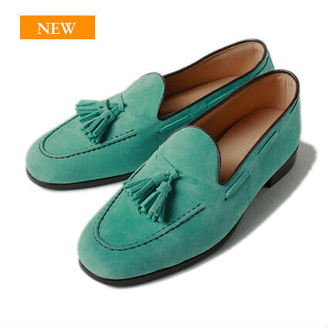 CS0006S-33 / Turquoise Suede | 42ND ROYAL HIGHLAND transfer
