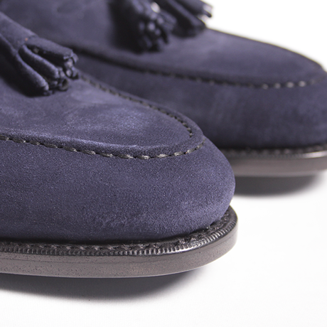 CH7003FS-31 / Navy Suede | 42ND ROYAL HIGHLAND Navy Collection