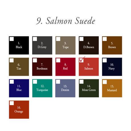【スウェードカラーオーダー】ペニーローファー / 9.Salmon Suede | 42ND ROYAL HIGHLAND transfer