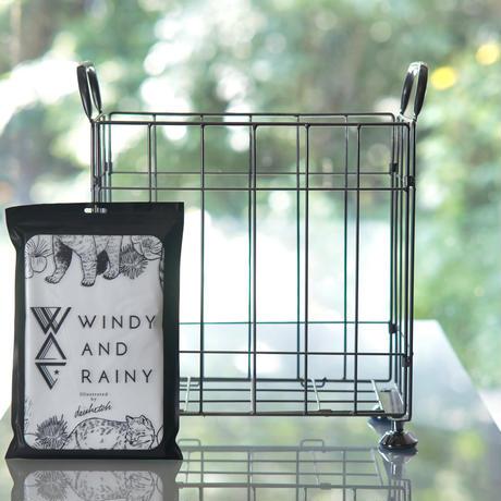 WINDY AND RAINY Folding wire T-box ※他商品との同梱不可