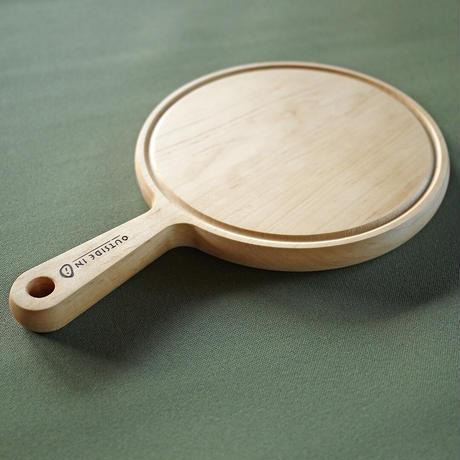 "OUTSIDEIN Chop n' Serve /Round ""Maple""(チョップアンドサーブ/ラウンド/メイプル)"