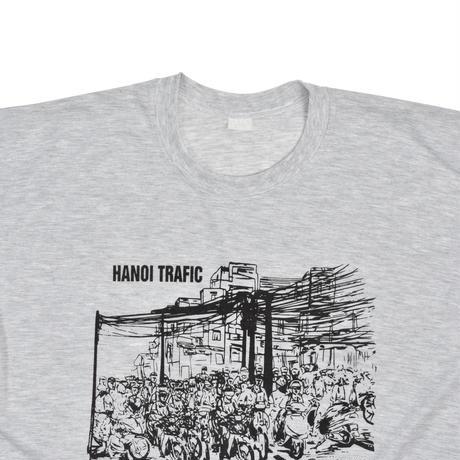 "USED ""HANOI TRAFIC"" T-shirt"