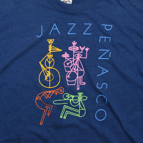 "USED ""JAZZ PEÑASCO"" T-SHIRTS"