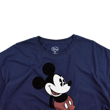 """USED """"DISNEY"""" MICKEY MOUSE T-SHIRT"""