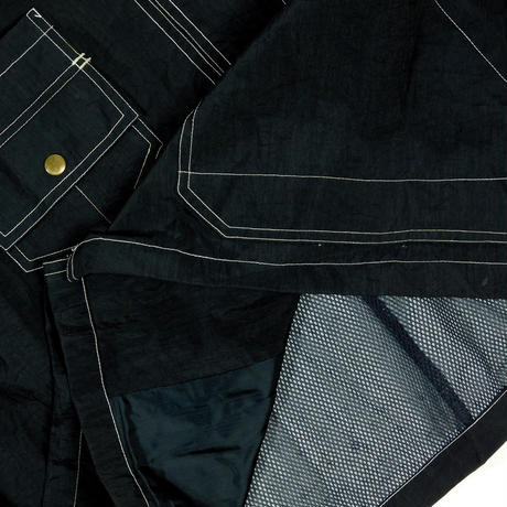 "USED ""UTILITY QUALITY CLOTHING"" NYLON JACKET"