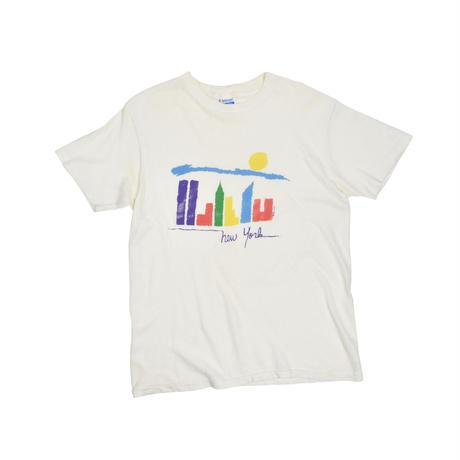 "USED ""NEW YORK"" T-shirt"