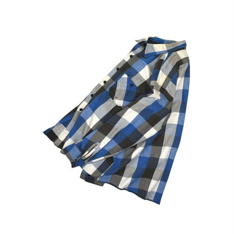 """USED """"DEE CEE"""" HEAVY FLANNEL CHECK SHIRTS"""