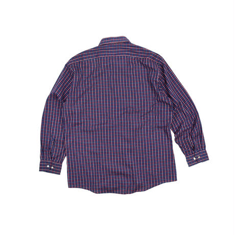 """USED """"TOWNCRAFT"""" PLAID L/S SHIRT"""