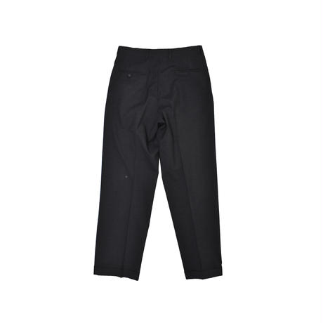 "USED ""80'S BRITCHES"" 2-TUCK SLACKS"