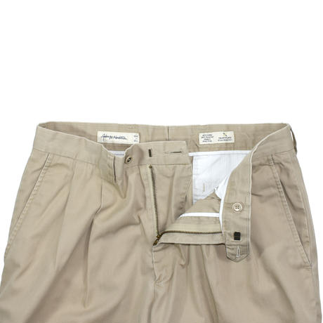 "USED ""JOHN W. NORDSTROM"" 2-TUCK TROUSERS"