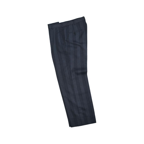 USED UNKNOWN 2-TUCK STRIPE SLACKS
