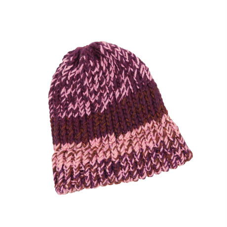 USED HAND KNIT CAP