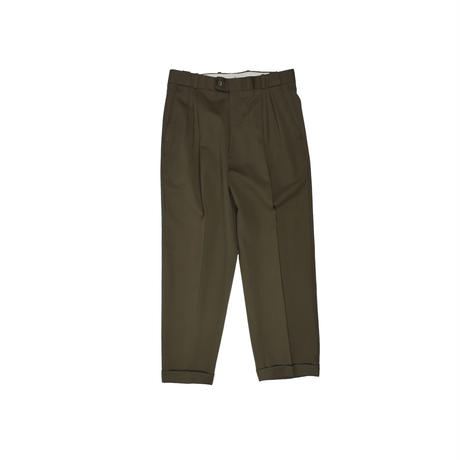 "USED ""BACHRACH"" BOX PLEATS SLACKS"