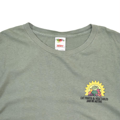 "USED ""FRUITS & VEGETABLES"" T-SHIRTS"