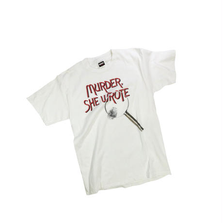 "USED ""MURDER, SHE WROTE"" T-shitrs"