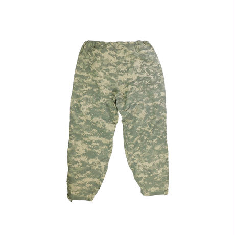 "USED ""US.ARMY"" GORE-TEX OVER PANTS"