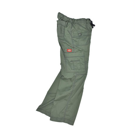 "USED ""DICKIES"" DRAWSTRING CARGO PANTS"