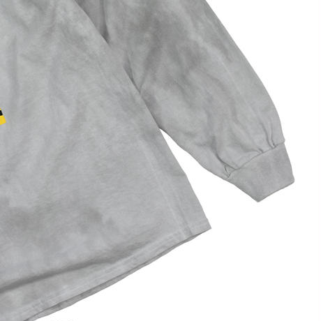 """SIGHTO """"FOUNDATION"""" HAND DYED L/S TEE"""