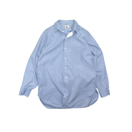 "VINTAGE ""40'S TOWN AND COUNTRY"" COTTON SHIRT"