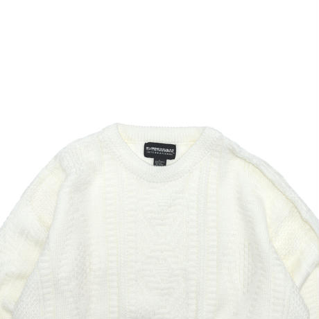 """USED """"EXPRESSIONS"""" ACRYL SWEATER"""
