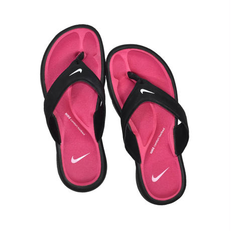 "LADIES USED ""NIKE / ULTRA COMFORT FLIP FROPS"""