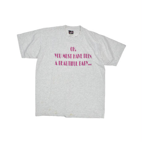 USED MESSAGE TEE