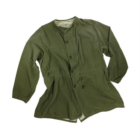 """USED """"60'S US ARMY"""" GAS PROTECT COAT"""