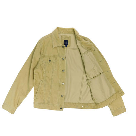 "USED ""GAP"" CORDUROY JACKET"