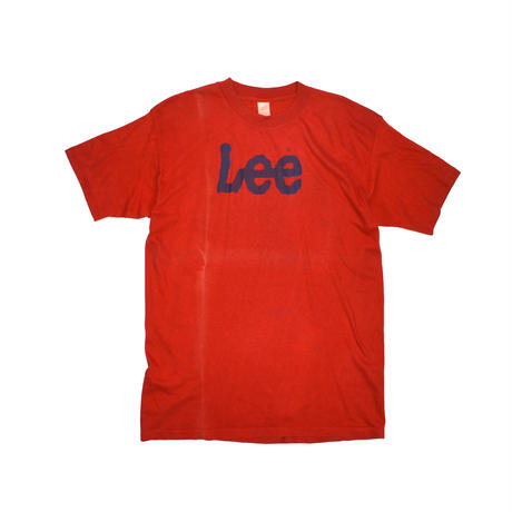 """USED """"80'S LEE"""" T-shirt"""