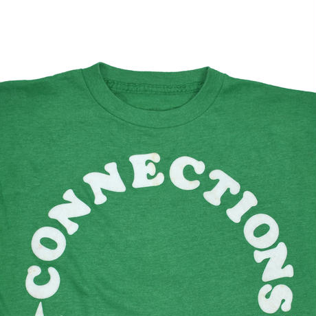 "USED ""CONNECTIONS"" T-shirt"