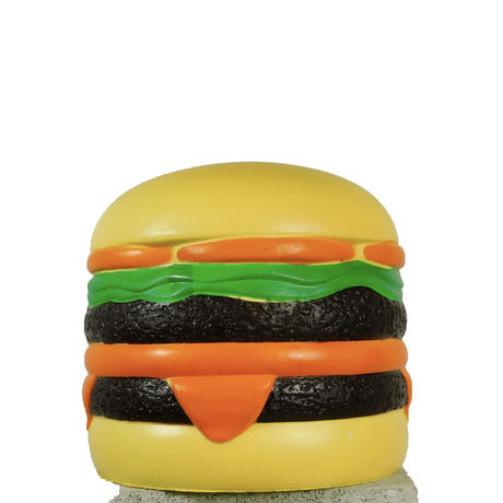 HAMBURGER SOFT TOY