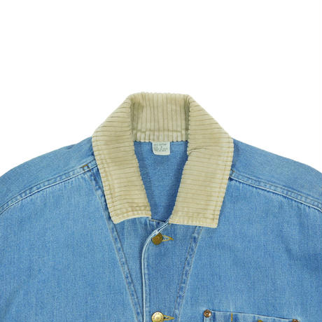 "USED ""SMITH&HAWKEN"" DENIM COVERALL"