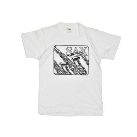 """USED """"SAX"""" T-shirt"""