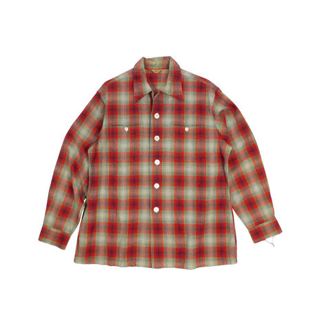 USED DRY COTTON OPEN COLLER SHIRTS