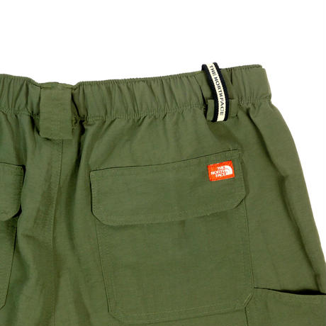 """USED """"THE NORTH FACE"""" CONVERTIBLE NYLON PANTS"""