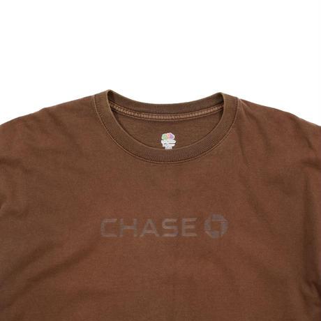 """USED """"CHASE"""" LOGO T-SHIRT"""