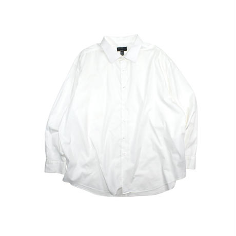"USED ""ALFANI"" WHITE BIG SHIRT"