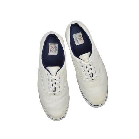 "USED ""USA STRIDE WITH PRIDE"" CAMVAS SHOES"