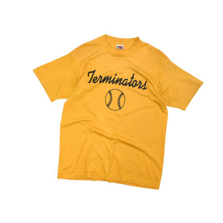 "USED ""90'S TERMINATORS"" T-SHIRT"